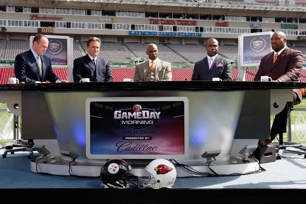 NFL Combine 2012: Grading the NFL Network's Coverage of the Combine