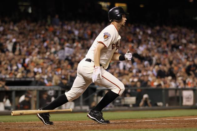 San Francisco Giants: 5 Giants to Be Excited About in 2012