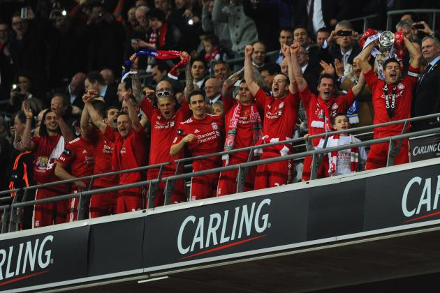 Liverpool Win Carling Cup: Rating the Reds Players in Penalty Shootout Victory