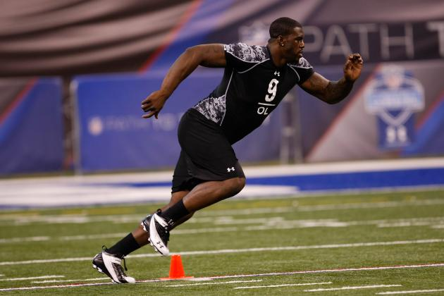 NFL Scouting Combine: Workout Warriors Who Never Translated to the NFL