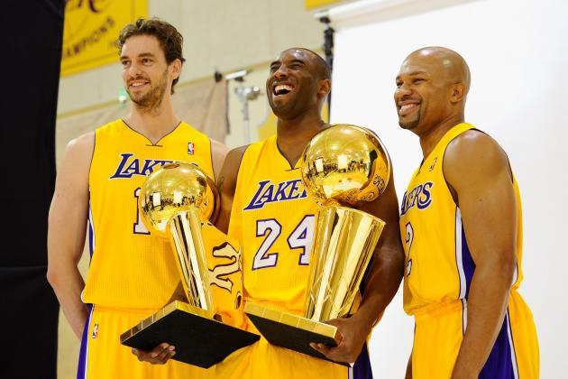 3 Simple Moves to Return the Lakers to Championship Form