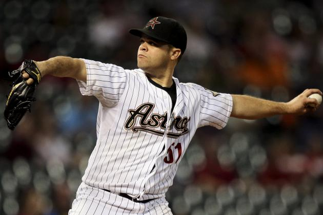 Houston Astros: Predicting Their Rotation and Bullpen Lineup for 2012