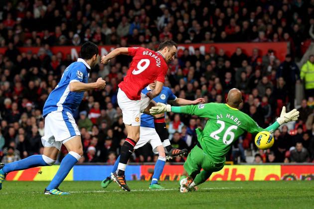 Dimitar Berbatov: 7 Reasons Manchester United Are Right to Keep Him