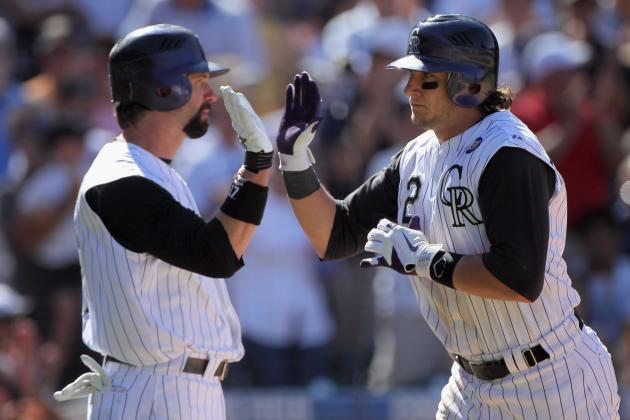 Spring Training 2012: Projecting the Colorado Rockies Starting Fielders