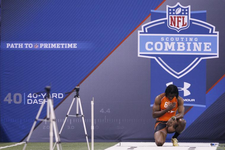 2012 NFL Mock Draft: First Round Projections, NFL Combine Edition