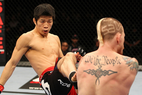 UFC 144 Results: Breaking Down Hatsu Hioki vs. Jose Aldo