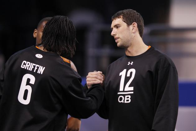 NFL Combine 2012: 8 Things We Learned About Andrew Luck