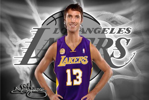 Los Angeles Lakers Getting Older but Much Better with Steve Nash