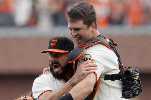 10 Reasons San Francisco Giants Already Have NL West Locked Up