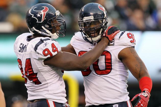 2012 NFL Free Agents: 4 Defensive Playmakers the San Diego Chargers Must Pursue