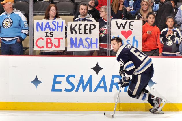 NHL Trade Rumors: Rick Nash & 5 Things to Watch as the Trade Deadline Approaches