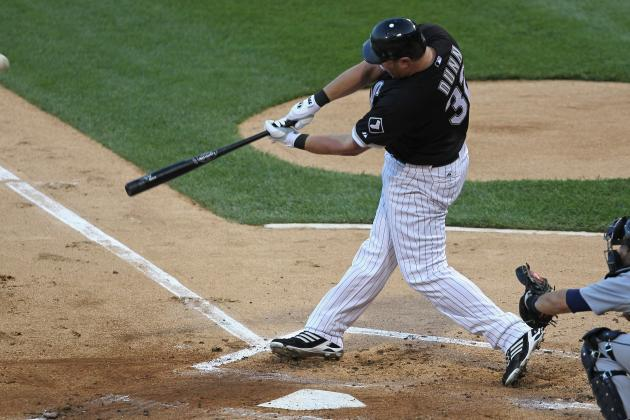Fantasy Baseball 2012: Adam Dunn, 3 Other Chicago White Sox Hitters to Draft