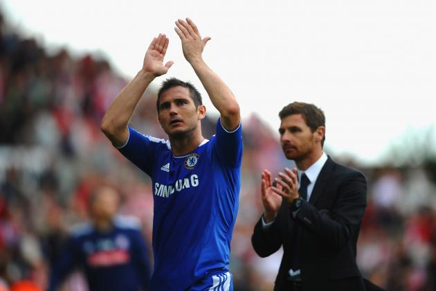 Chelsea Transfer Rumours: 6 Potential Replacements for Frank Lampard