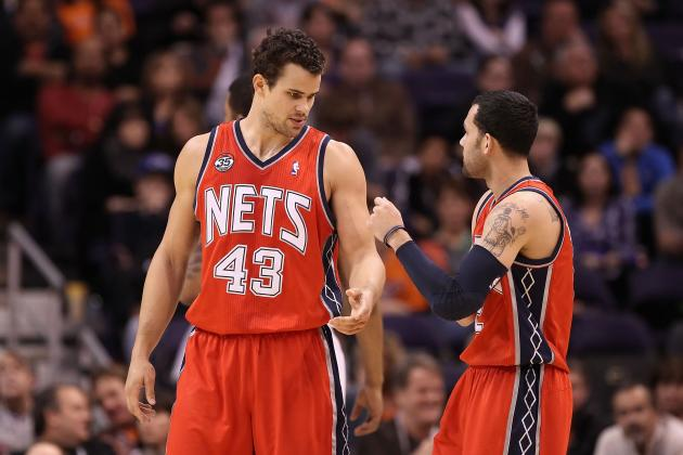 2012 NBA Trade Deadline: Players Who May Be in Their Final Games with the Nets