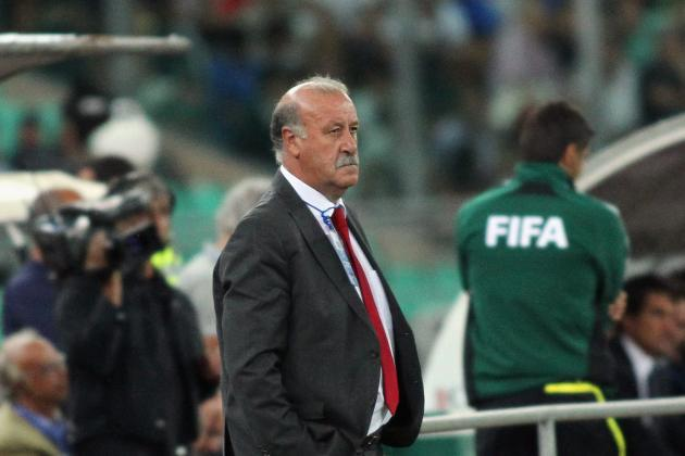 Euro 2012: Ranking the Coaches for Each Nation