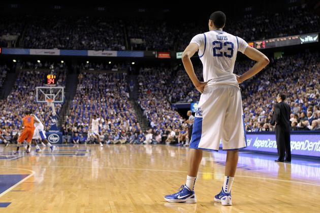 Kentucky Wildcats Basketball: 2011-2012 Team Chasing History