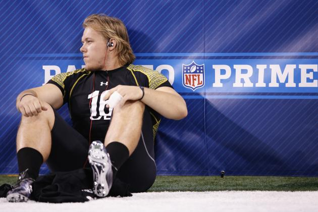 NFL Combine 2012: 7 Players Who Have Hurt Their Draft Status