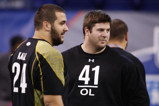 NFL Combine Bench Press Results: Top Scores and Grades