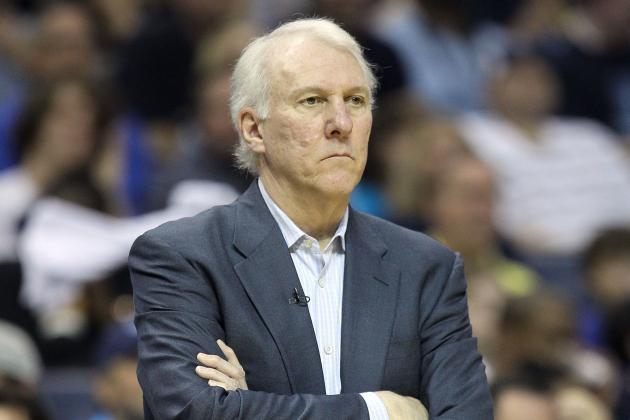 San Antonio Spurs' 11 Most Impressive Winning Streaks During Pop's Tenure