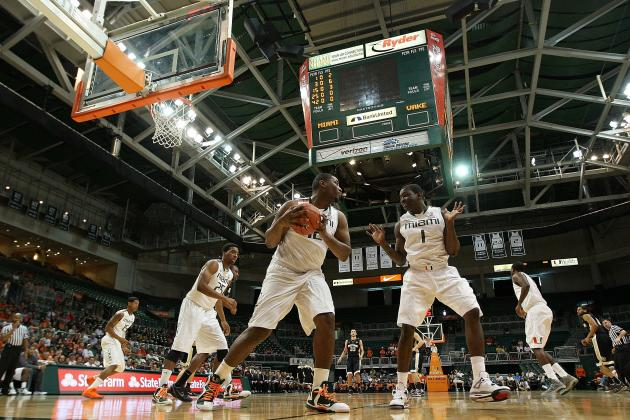 NCAA Tournament Bubble Breakdown:  Miami vs. South Florida