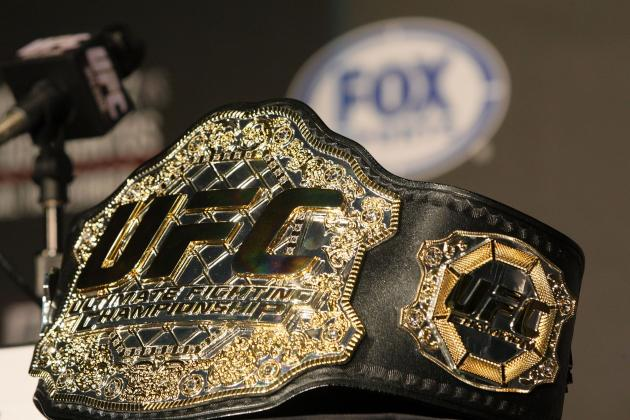 Predicting the UFC Title Holders at the End of 2012