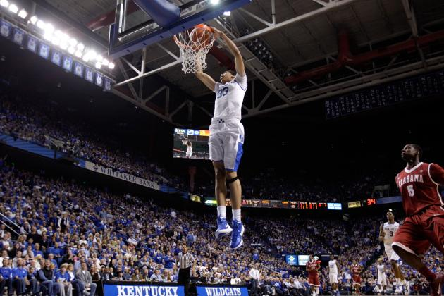 NBA Draft 2012: Grading the Top 5 Rookie Prospects' Seasons Thus Far