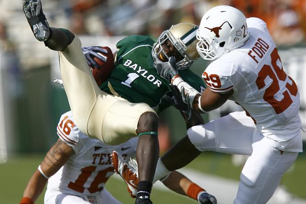 2012 NFL Draft: 6 Players Jacksonville Jaguars Need to Focus on After Combine