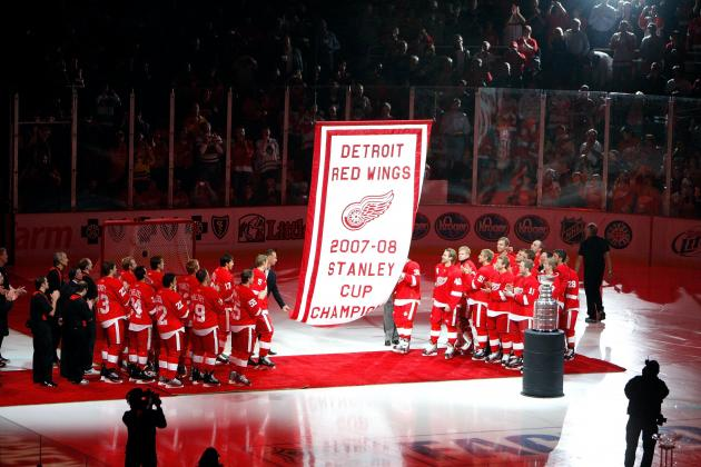 Detroit Red Wings Roster Is Good Enough to Win the Stanley Cup