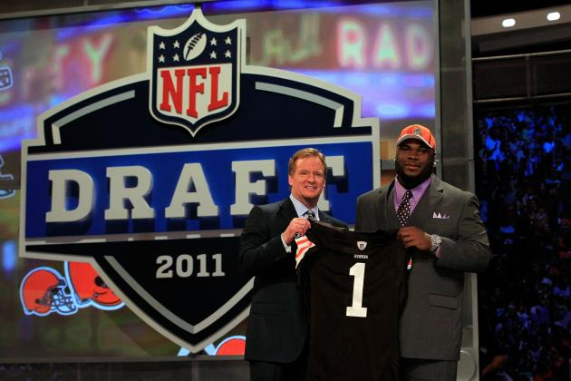 2012 NFL Mock Draft: Projecting the First Round, Combine Edition with Trades
