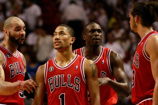 Chicago Bulls: Previewing Their Second-Half Schedule