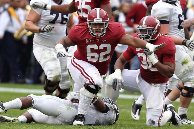 Alabama Football:  7 Players Good Enough to Start Who Will Have to Wait