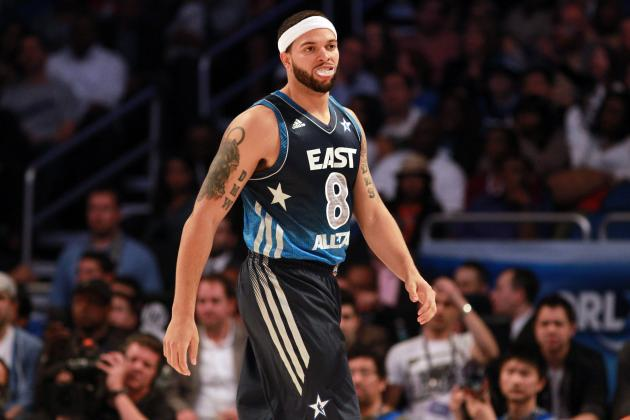 Deron Williams: 10 Best Moments of Season's First Half from New Jersey Nets PG