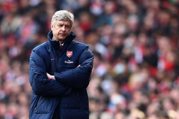 Arsenal Transfers: 5 Targets for Arsene Wenger's £55 Million Spending Spree
