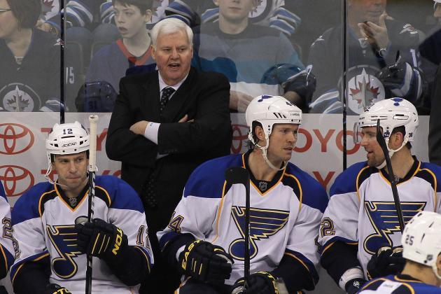 St. Louis Blues: March's 5 Biggest Games