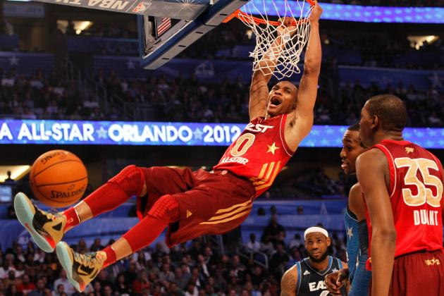 5 NBA All-Star Game Dunks More Impressive Than 2012 Contest Dunks