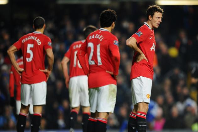 5 Players Who Don't Deserve a Place in Manchester United's Starting XI Right Now