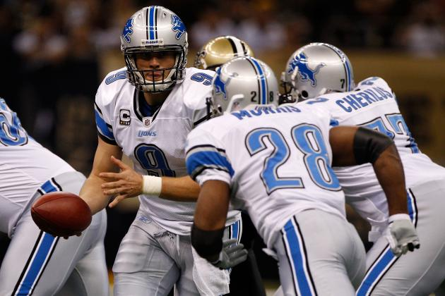 2012 NFL Draft: 4 Positions the Detroit Lions Must Upgrade
