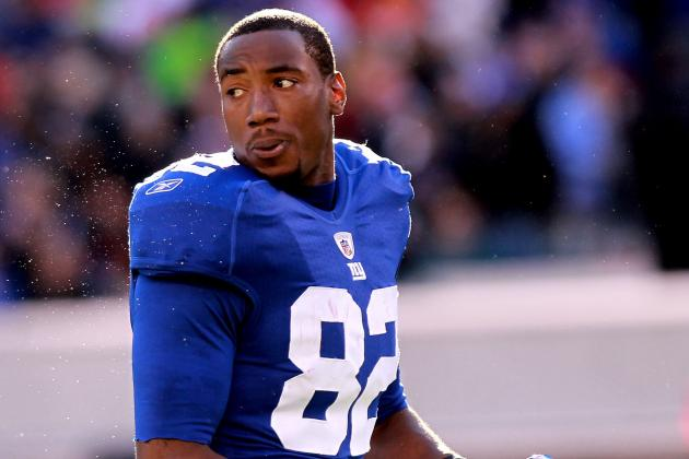 New York Giants: 5 Players Who Could Replace Wideout Mario Manningham
