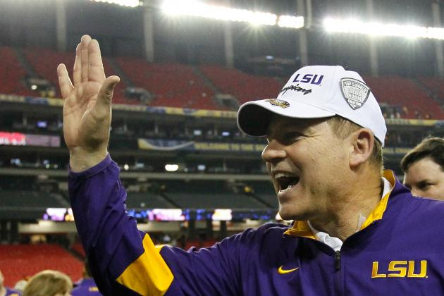 LSU Football: 5 Funniest Things Les Miles Ever Said