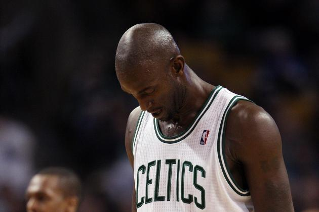 NBA Trade Rumors: 4 Reasons Boston Celtics Must Dish Kevin Garnett Now