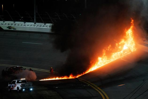 Daytona 500 2012: 15 Memorable Moments from the 2012 Great American Race
