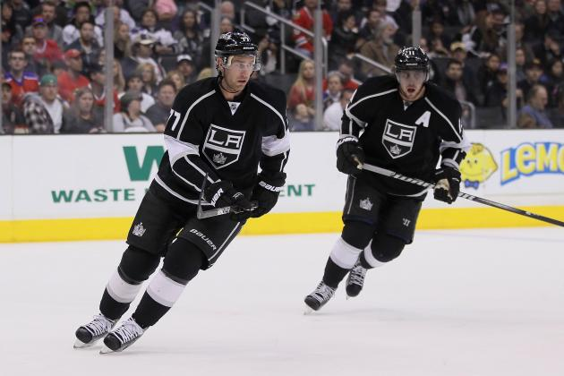 LA Kings Trades: Grading Their Moves (and Non-Moves) at the Trade Deadline