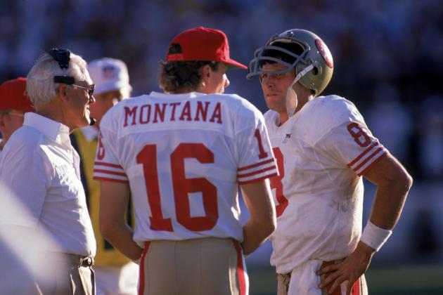 Which NFL Franchises Have Had the Best Elite Quarterback Combos?