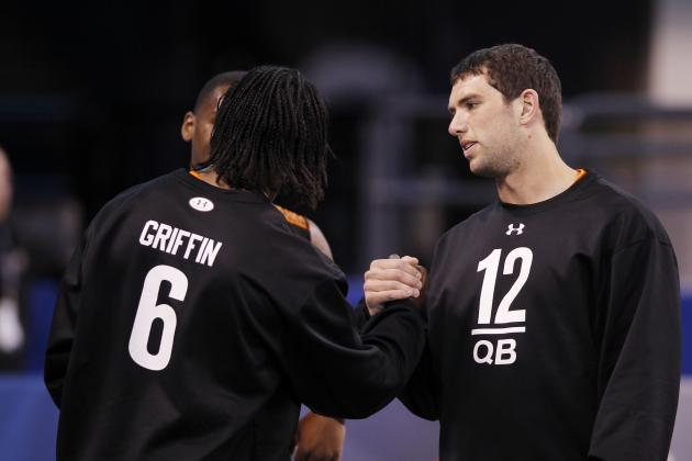 2012 NFL Draft Post-Combine Big Board