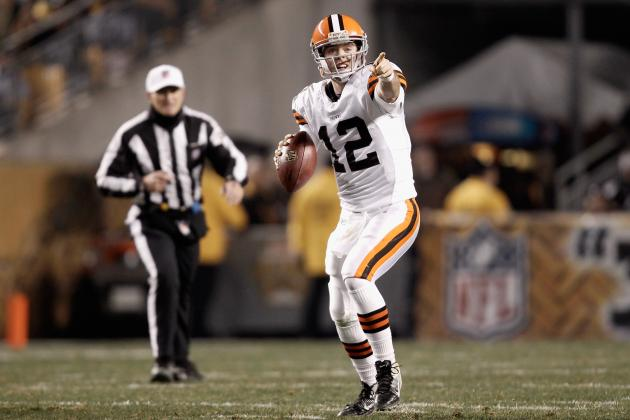 2012 NFL Draft: Cleveland Browns' Seven-Round Mock Draft 2.0