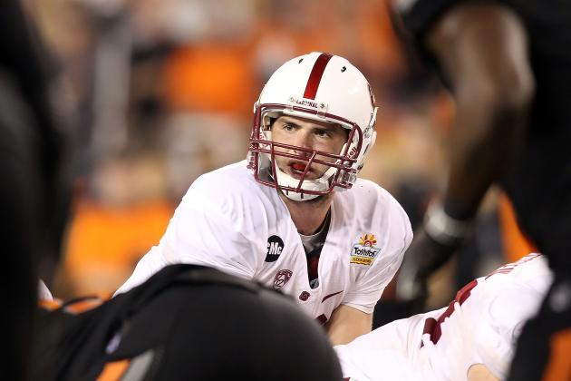 2012 NFL Mock Draft: How Each Player's Stock Is Sitting After the Combine