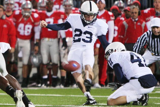 Penn State Nittany Lions Football: 4 Best Kickers in School History