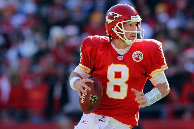 Kansas City Chiefs: 5 Reasons Kyle Orton Is a Better Option Than Matt Cassel