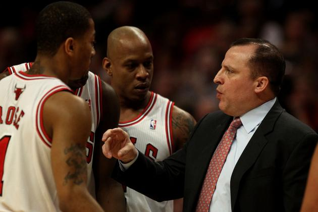 Where Does Tom Thibodeau Fit Among the Top 5 Chicago Bulls Coaches of All Time?