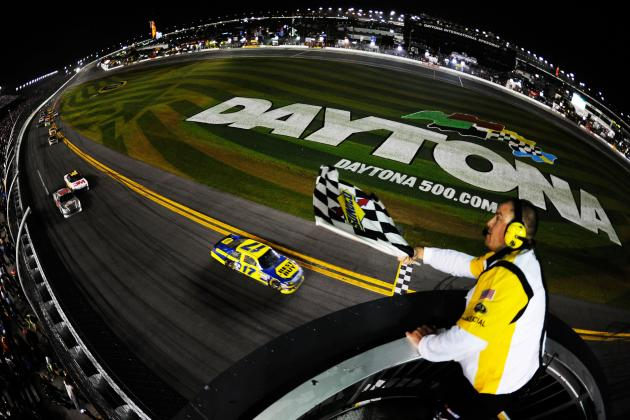 Daytona 500 2012 Results: 5 Good, 5 Bad